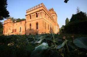 il castello tra i fior di loto