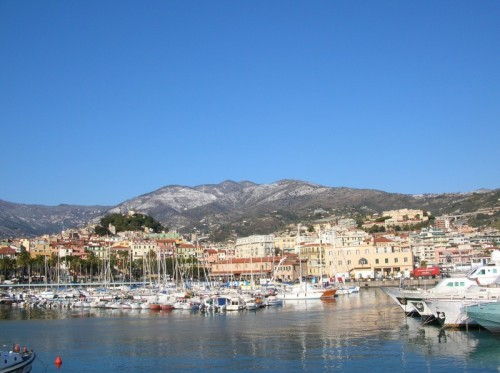 Sanremo - il vecchio porto