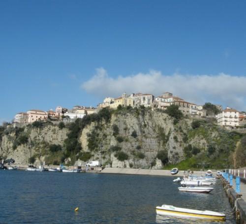 Agropoli - Vista dal porto
