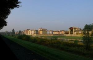 Mattina di settembre a Parma