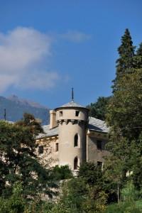 Castello di Saint-Christophe