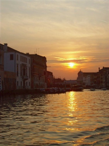 Venezia - El Canal Grande...