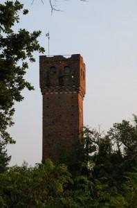 La torre di Castiglione