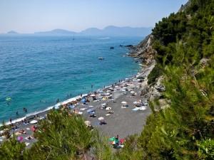 """Punta Corvo """"La Spiaggia Nera"""" - Montemarcello"""