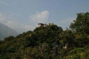 Il castello superiore