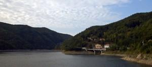 Il lago a settembre