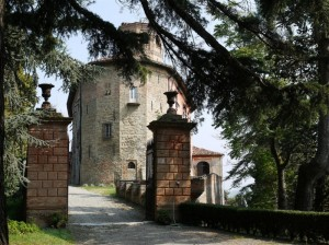 ingresso al castello…