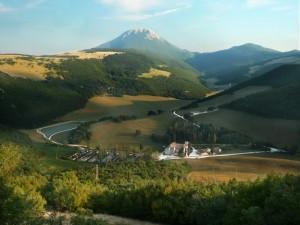 Val di Castro e Monte San Vicino