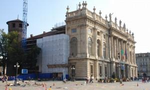 Palazzo Madama : Mi rifaccio la facciata…