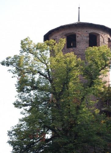 Torino - Paòazzo Madama: Torrione