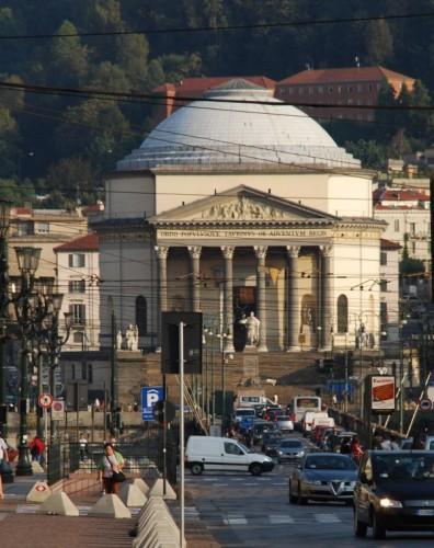 Torino - Gran Madre e colline