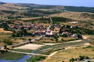 Panoramica su Sant'Antonio di Santadi