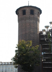 Palazzo Madama - Torrione posteriore