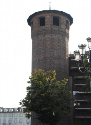 Torino - Palazzo Madama - Torrione posteriore