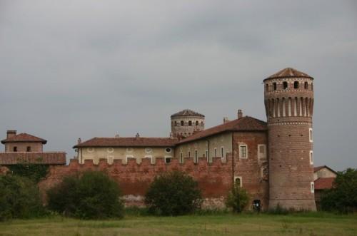 Quinto Vercellese - castello XII SECOLO