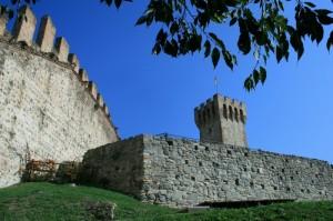 Torre e cinta