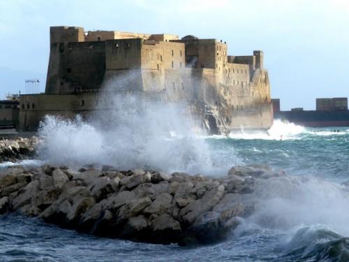 Napoli - Mare e castello