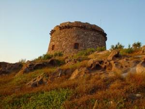 Portoscuso: la Torre Spagnola