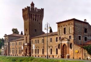 Il Castello di San Pelagio - Museo dell' Aria