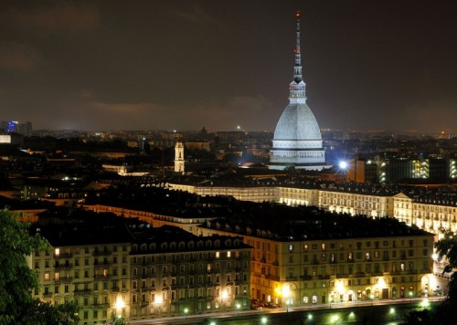 Torino - Panorama di Torino