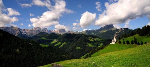 La Valle - Panorama di La Valle