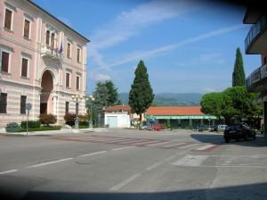 """In centro mercato delle ciliegie """"marostegane"""""""