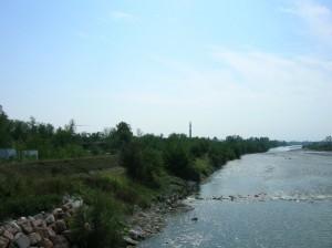 Il Brenta a Cartigliano