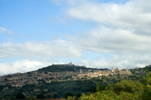 La città di S. Francesco