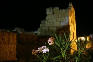 Un giro al castello di Canosa
