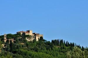 """Umbria, """"castello di Montegiove"""""""