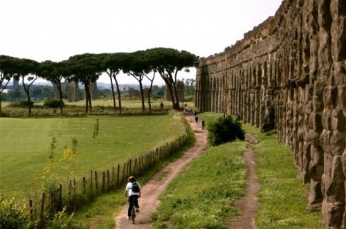 Roma - pedalando nella storia