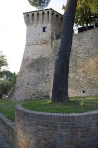 montegridolfo, la torre