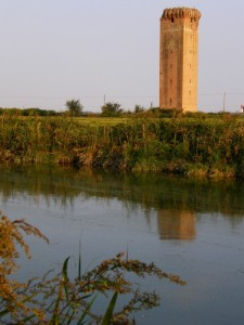 la torre merlata