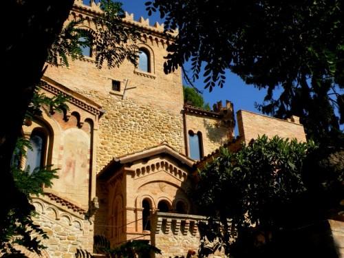 Teramo - Il Castello della Monica di Teramo