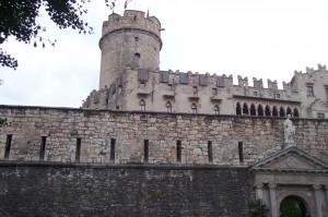 il castello a trento
