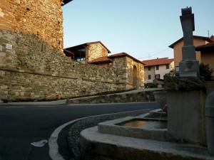castello dove nacque  il Colleoni