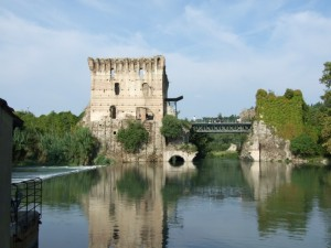 Ruderi Ponte Visconteo