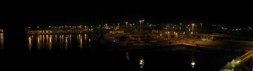 Civitavecchia - Il porto di Civitavecchia