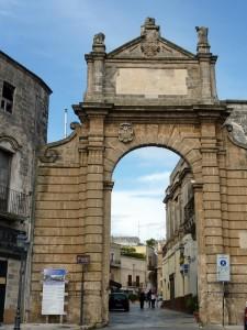 Porta Manfredi
