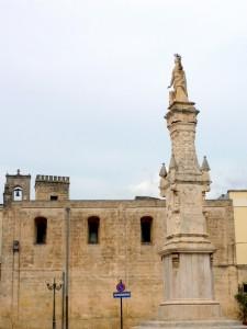 A memoria della Torre Angioina