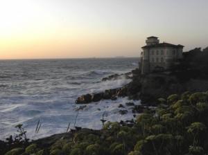 """Quando il mare si """"increspa"""" a Castel Boccale"""