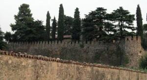 il castello di Bornato