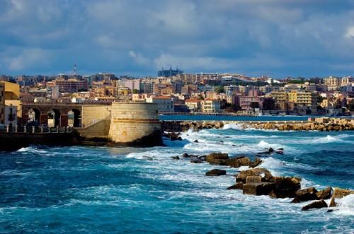 Siracusa - Forte San Giovannello