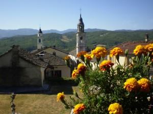 Vista sul Borgo dal Castello