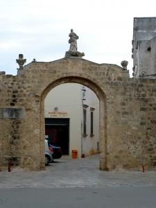 Porta San Vito