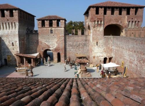 Soncino - Soncino, rievocazione storica al Castello