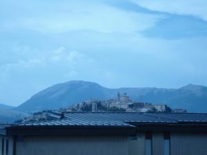 la città è sul tetto
