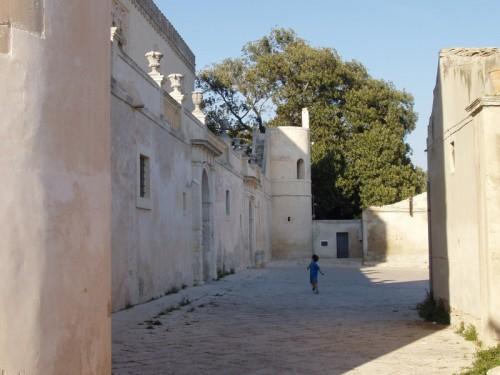 Ragusa - L'ombra del castello