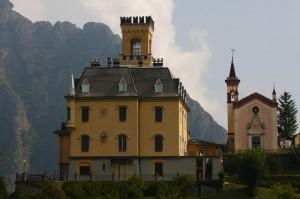 Villa-Castello di Cervatto