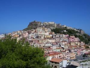Panorama di Castelsardo